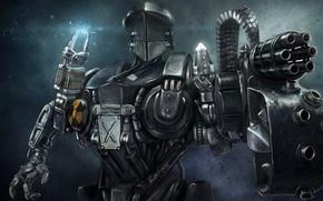 Robocop-2, Cain, Cyborg