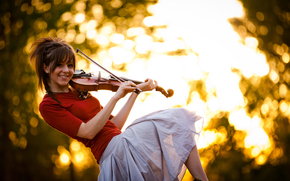 скрипка, красавица, Линдси Стирлинг