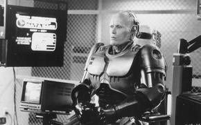 Robocop-2, Peter Weller, Krzesło