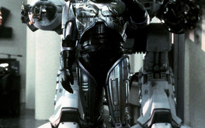 Robocop, Peter Weller, Ed-209