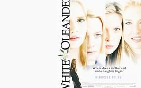 White Oleander, White Oleander, film, film