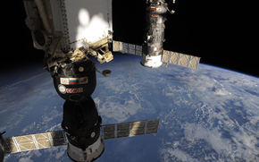 RSC Energia, Union, Planet Earth, progress, space, Russian spacecraft