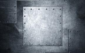 TEXTURE, metal, rivets