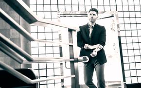 photoshoot, Jensen Ackles