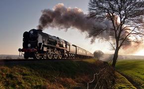 Andere Maschinen und Anlagen, Eisenbahn, Eisenbahn, Lokomotive