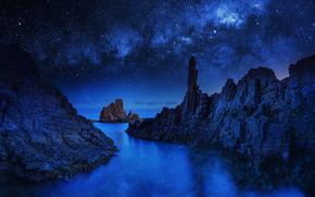 Rocas, Estrella