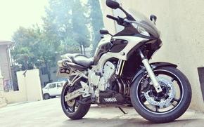 Yamaha, Motorräder, Moto