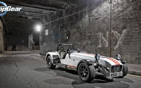 Katerem.Seven, Top Gear, Supercar, marcha más, el mejor programa de televisión, Supercars, Frente