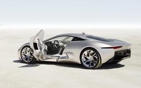 дверь, Jaguar, машина