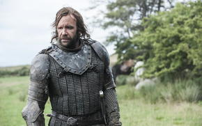 Sandor Clegane, nature, warrior, dog, armor, Game of Thrones