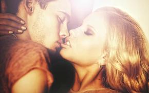 paix?o, beijar, amor