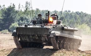 Corps, Combat, machine