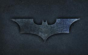 Film, Volumen, Silhouette, Batman, Emblem