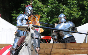 horse, horse, Knights, metal, armor, Tournament