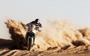 Мотоцикл, Скорость, Спорт, Песок, Мото