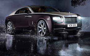 Rolls-Royce, Other brands, luxury, LIGHTS, Car, light