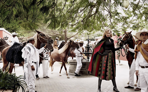 Mexico, horse