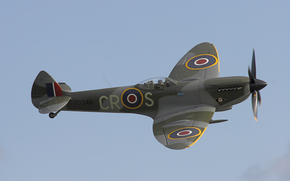 Royal Air Force, British fighter of World War II, Supermarine Spitfire