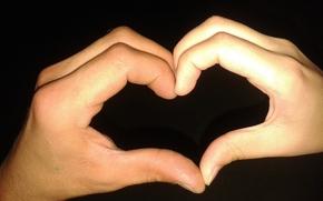Amore, cuore, mano