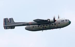Flugzeug, Französisch, Militärsealift