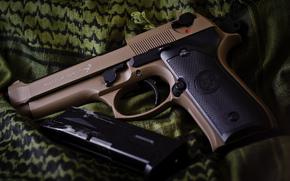self-loading, weapon, gun