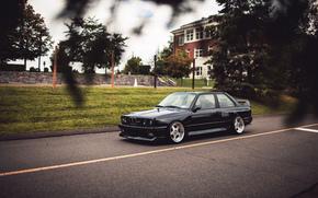 BMW, BMW, tuning, noir