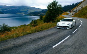 дорога, феррари, Ferrari, франция