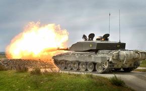 arma, tanque