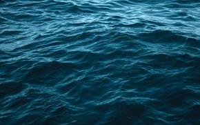 RIPPLE, blu, onde, acqua, profondità, mare