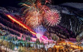 Torchlight Parade, Sieja, Montana