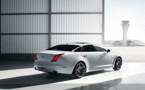white, car, Sedan, Car, Drives, Jaguar
