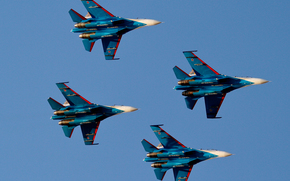 vol, Russian Knights