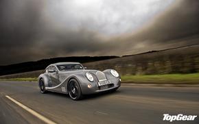 Morgan, marcha más, Frente, Supercar, el mejor programa de televisión, Supercars, Top Gear