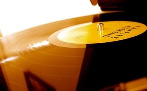 Vinyl, Record, Music