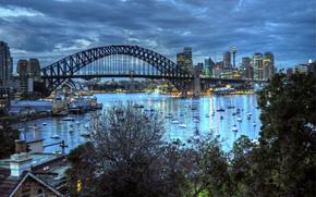 Sydney, L'Australia, città