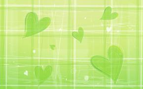 влюбленные, валентин, праздник, сердце, рисунок, сердечко, линии, вектор, святой