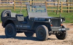 """Willys"", military, car, Jeep"