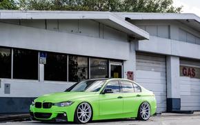 BMW, BMW, GREEN