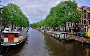 Amsterdam, нидерланды, голандия