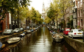 Amsterdam, Netherlands, Holland