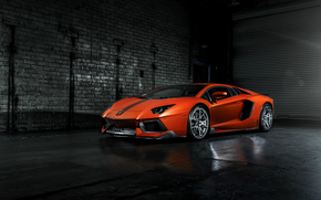Lamborghini, Aventador