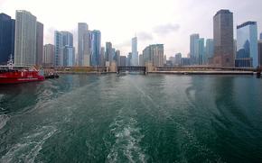 Chicago, USA, città