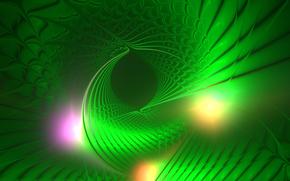 COLOR, patrón, luz, espiral, línea