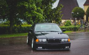 BMW, BMW, before, tuning, Black