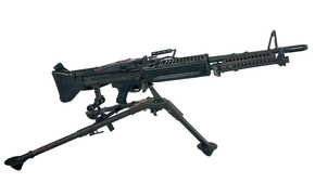 sfondo, macchina-treppiede, singolo, pistola, arma, su