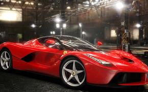 Ferrari, Ferrari LaFerrari, The Crew, Games