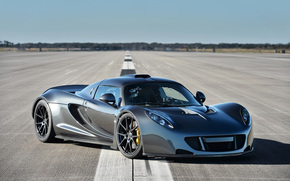 HORIZON, Supercar, Venom GT, Front, background, Hennessy, Supercars