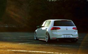 golf, Volkswagen, Volkswagen