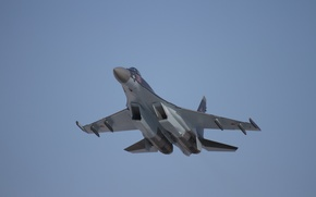 sky, Russia, fighter, Air force