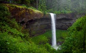 South Cascate, Oregon, cascata